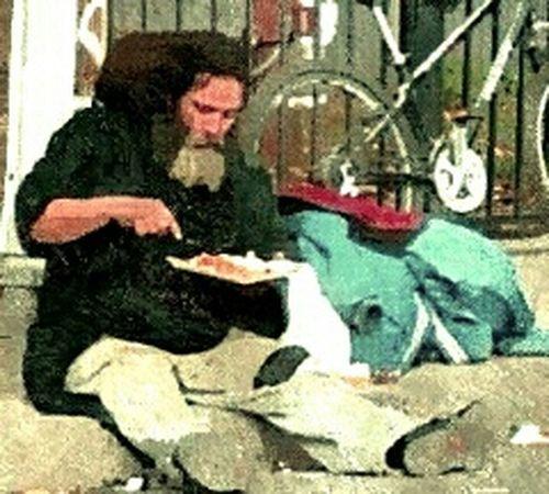 Rethink Homelessness Street Life Homeless