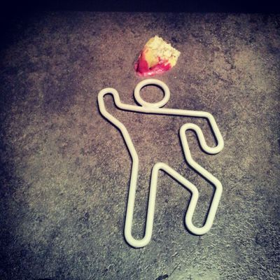 Attenzione!!! Caduta gelati!!!
