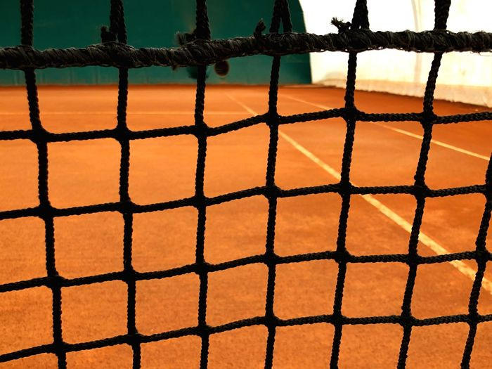 Red earth Tennis 🎾 EyeEm Selects Pattern Fence Net - Sports Equipment No People Metal Boundary Sport Nature Protection Full Frame Court Safety Security Barrier Day Sunlight Close-up Chainlink Fence