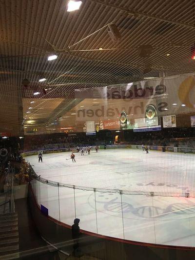 Architecture Day Hockey Ice Hockey Ice Rink Illuminated Indoors  Large Group Of People People Sport Sports Venue Stadium