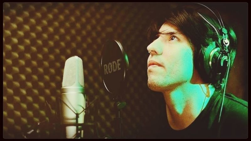 Xcrisx Convoi In Studio Recording