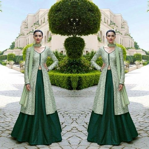 https://www.desiroyale.com/collections/partywear/products/bottle-green-designer-party-wear-dress-with-dupatta-1 Desi Wedding Punjabi Picoftheday Photooftheday Instagood Instacool Sardarni Bride Indianbride Sangeet Desiweddings Indiansuit Gift Bridal Fashion Necklace Color Clutchbag Earrings Love Sale Lehenga Vaisakhi Anthropologie zara urban