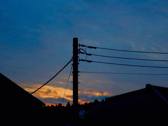 おはようございます。 Cloud - Sky Morning Cloudy おはよう Canon S120