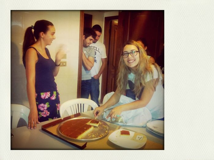Knefe Breakfast 'Nadine Dergham' Bride Last Friday Before Getting Married @work Boss Surprise @ ERGA Studio Antelias...