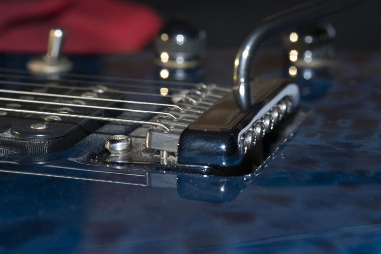 Macro Photography Makro Arts Culture And Entertainment Close-up Day Electric Guitar Focus On Foreground Fretboard Gitarre Guitar Indoors  Macro Macro_collection Metal Music Musical Instrument Musical Instrument String Musicman Musikinstrument No People Technology
