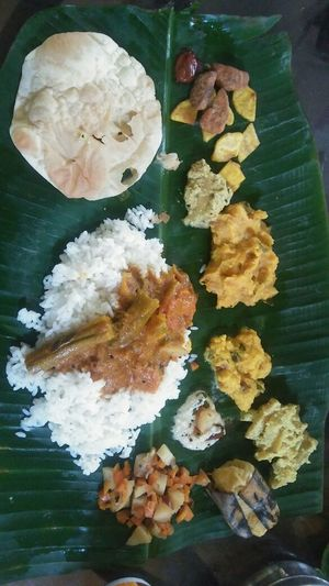 Vishu Sadhya Special👌shot Kerala Sadhya Kerala Vishu Festival