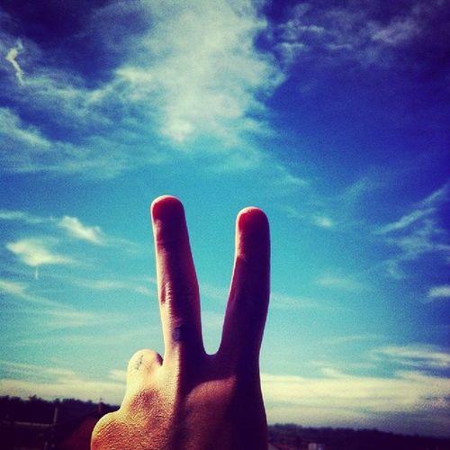 Paz e amor ? ❤