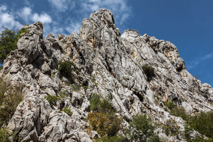 #croatia #hiking #paklenica #zadar Beauty In Nature Cliff Nature No People Outdoors Tranquility Tree
