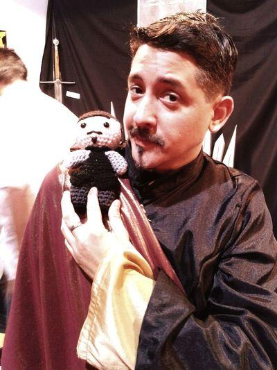 ArgentinaComicCon Comiccon Got Gameofthrones Labandadegot Freaksideradio Petyrbaelish Littlefinger Amigurumi