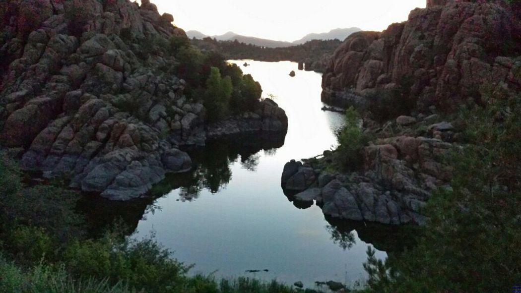 River in Prescott Arizona. River Riverside Prescott, AZ Nature Scenic Scenic View