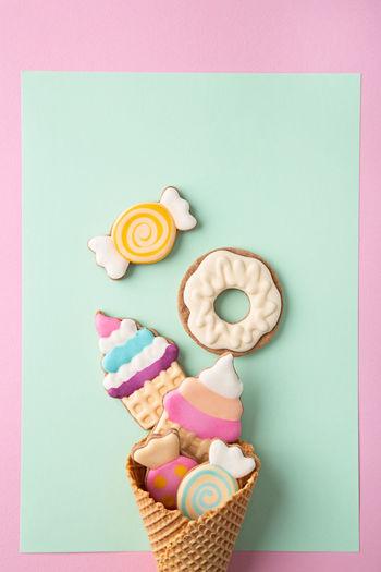 Cookies variety