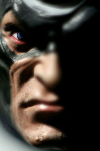 Untitled - Non action action Bullseye Marvellengends Actionfigures Marvel Legends Marvelfigures BadGuy MARVEL ❤ Daredevil Marksman Portrait Looking At Camera One Person Close-up Indoors  DeeArt Untitled Canon_photos Toycollector Marvellegendscommunity
