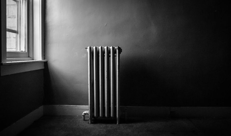 Drying Radiator At Home