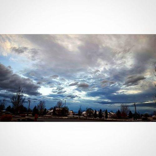 Dreamonlittledreamer Sky Sunsets Clouds Enjoythelittlethings Nature