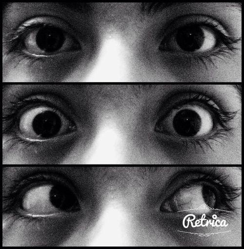 Dicen que los ojos son las ventanas del alma ??