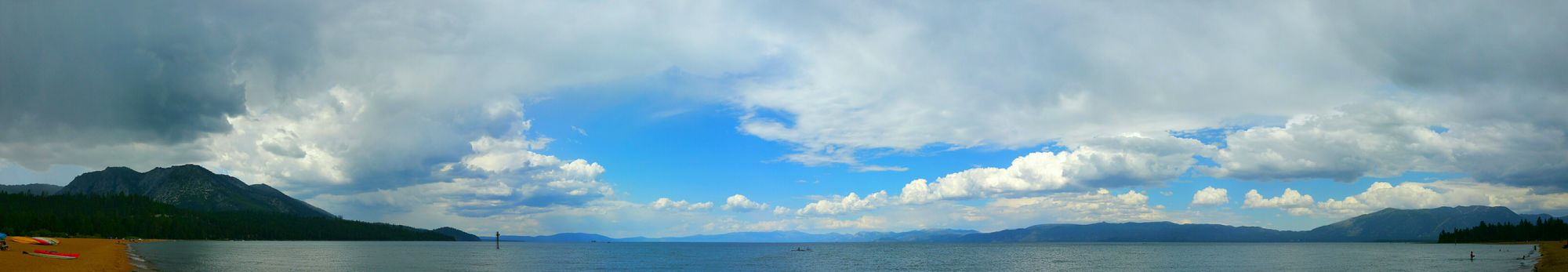 Taking Photos Lake View Nature_collection Nature Lake Tahoe California Clouds And Sky