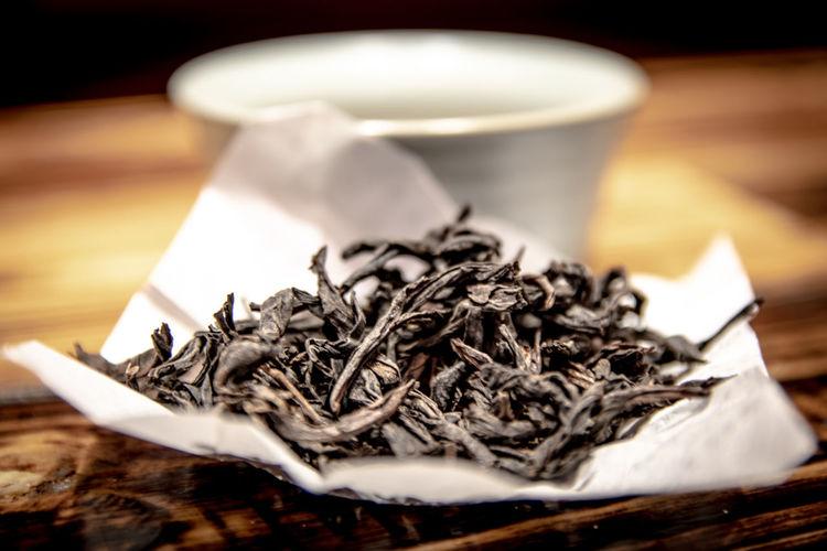 Pu'er tea from