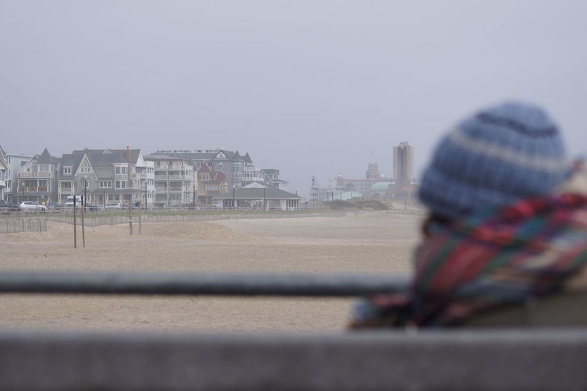 Enjoying the view at the beachside Dreaming Thinkingtime Asbury Park New Jersey Asbury Park Winterday Foggy Day Beauty In Nature Beachphotography Beachlovers Beach Enjoyingtheview Sand Newjersey Ocean Ocean View Oceangrove Oceangrovenj People Photography People And Places People And Nature Nature Nature Photography Naturelovers
