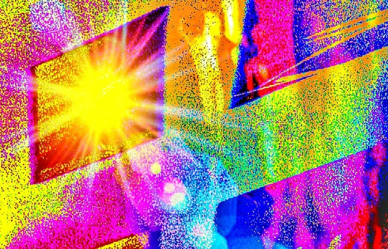 Sun Coming Through Window Psychedelicart Hanging Out Taking Photos Smartphonephotography
