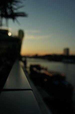 Colors of sun (set) (June 2014) The Illusionist - 2014 EyeEm Awards The Illuminator - 2014 EyeEm Awards Paris Quais De Seine Sunset Silhouettes Vanishing Point Urban Playground