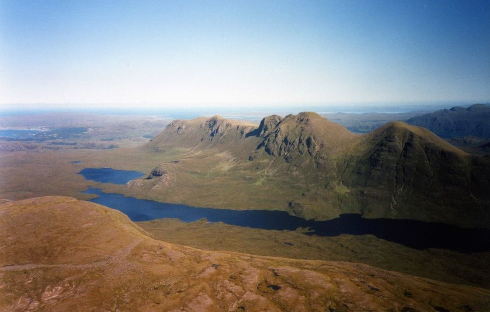 Scotland Beauty In Nature Day Landscape Mountain Mountain Range Munro Bagging Nature No People Outdoors Physical Geography Scenics Sky Torridon Mountains Tranquil Scene Tranquility