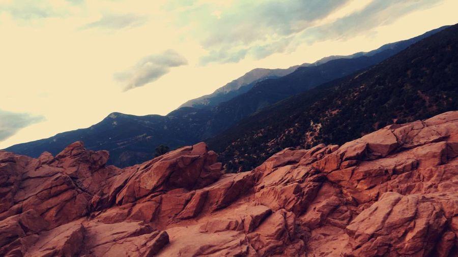 Beautiful Morning To Hike 💖 // Traveling Mountain Colorado Hiking Sport Adventure First Eyeem Photo