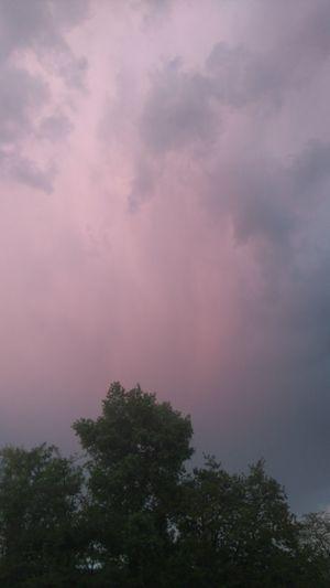 Nature Cloud - Sky Pureshot Pure Photography Light And Shadow Mystical Atmosphere Gerasdorf Rain Clouds