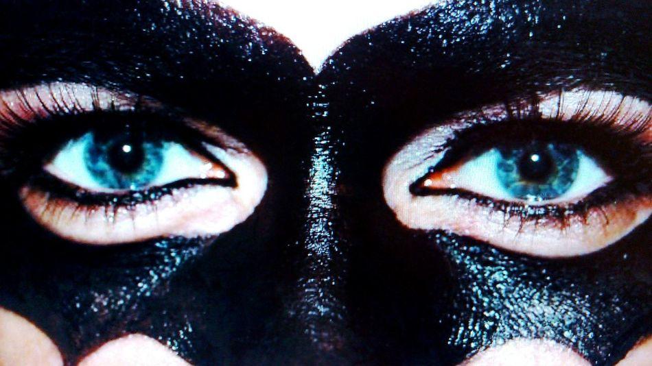 Halloween Make Up Makeupartist Karneval Blue Eyes Lashextensions That's Me Enjoying Life Hello World