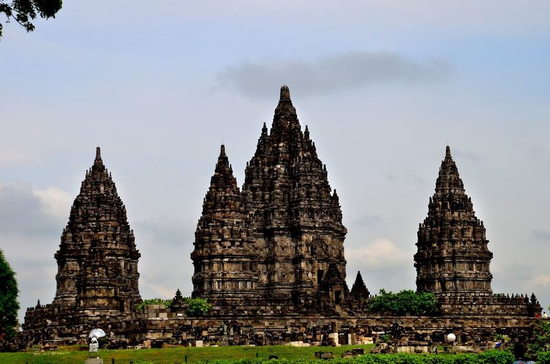 prambanan temple Ancient Civilization City Place Of Worship Spirituality Business Finance And Industry Religion History Cultures Modern Old Ruin Stupa Architectural Design Architectural Detail The Architect - 2019 EyeEm Awards