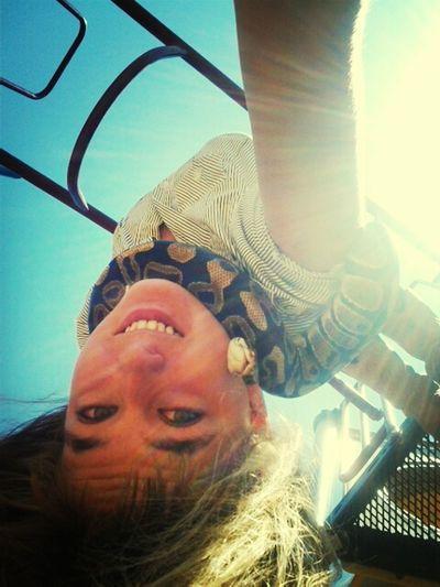 just hangin around with Bageera <3 First Eyeem Photo