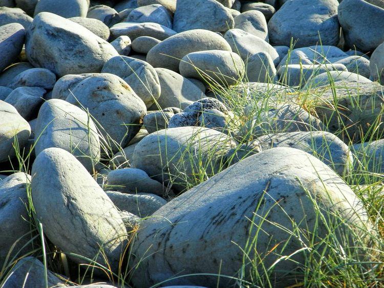 Beach boulders Boulders Rounded Stones Grasses Shore Line Kiomi Collection Mizen Peninsula West CorkWildatlanticway Ireland