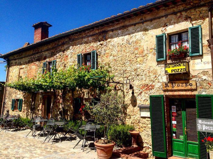 Monteriggioni - Toscana House Houses And Windows Toscana Tuscany Countryside Tuscanygram Italia Italy Borgo Medievale EyeEm Best Shots EyeEm Gallery EyeEm Best Edits EyeEmBestPics EyeEm Best Shots - Landscape