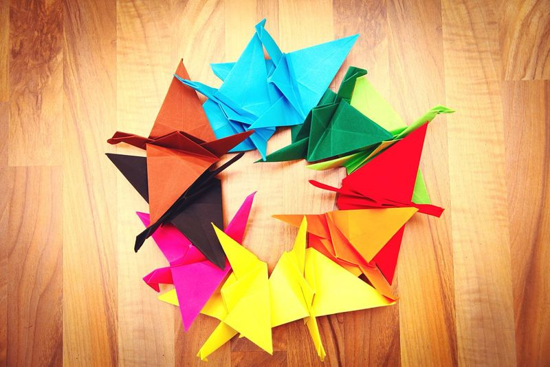 Paper View Paperart Origami Paperbirds Paper