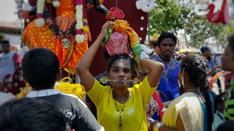 Thaipusam festival in Penang, Malaysia. Check This Out Malaysia Thaipusam penang Hindu Thaipusam2016 Penang Malaysia Hindu Taking Photos Walking Around Hello World Malaysia Malaysia Penang