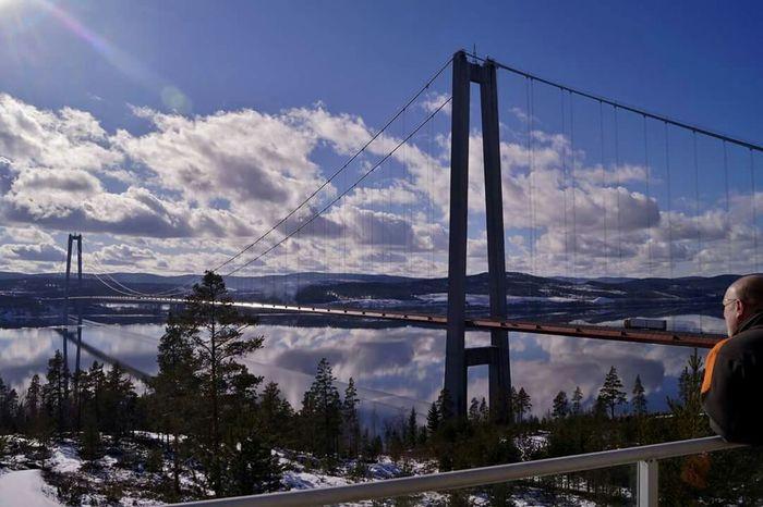 Highcoast Bridge How's The Weather Today? Sky Collection EyeEm Best Shots