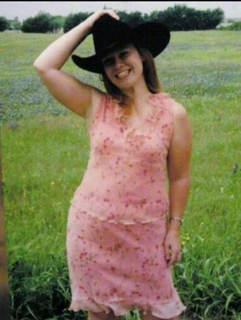 Me in bluebonnet field. Bluebonnets Bluebonnet Field One Woman Only Outdoors Fun Front View Day Standing Field Adult One Person Cowboy Hat Hat Cowgirl Texas God Bless Texas Texas Landscape Texas Bluebonnet