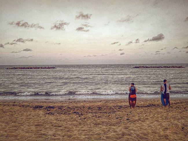 Candeias... Kim  Mobgraphia Mix Redmi2 Praia Beach Playa Sunset Surf Pordosol Candeias ClickRedmi