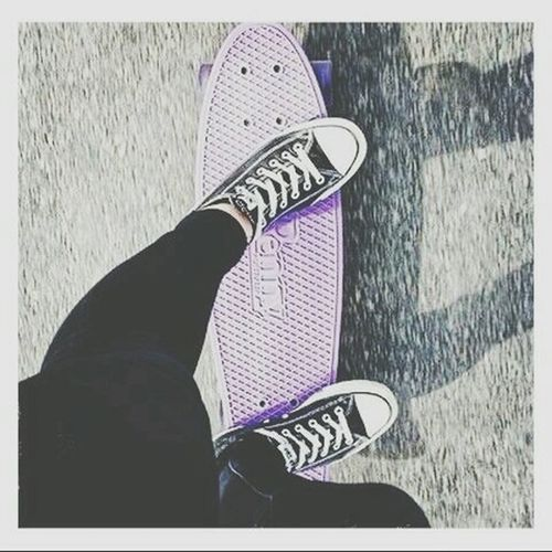 Skate boarding ♥