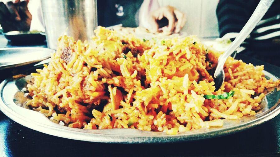 Punjabi Biriyani Indian Food Kalka Biriyani