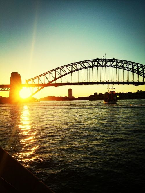 Sydney Photography Sydney Harbour Bridge Sunsets. Enjoying Life :)