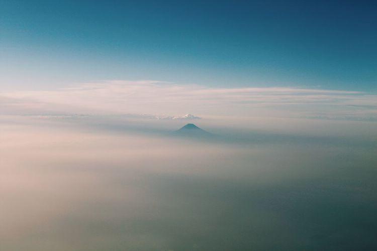 富士山🗻 Sky Cloud