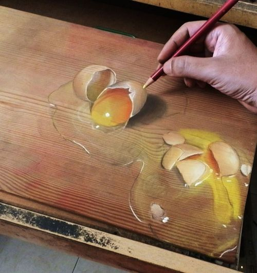 3d Painting Real Talent Photooftheday Photo Of The Day