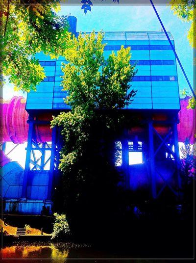 Ehemalige Versuchsanstalt Für Wasserbau & Schiffbau (VWS | Betlin) | Urban Architecture | Soistberlin  | Street Photography ➡️ehemalige Versuchsanstalt für Wasserbau und Schiffbau (VWS) (Berlin ), Müller-Breslau-Straße 12, 10623 Berlin http://goo.gl/maps/6J0Uy