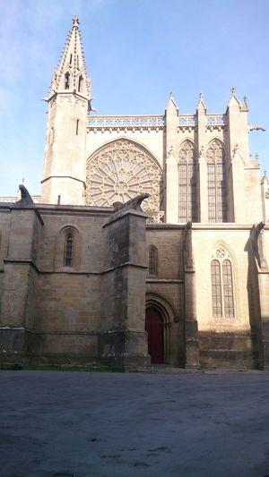 La Iglesia que hay dentro del Castillo de Carcassone