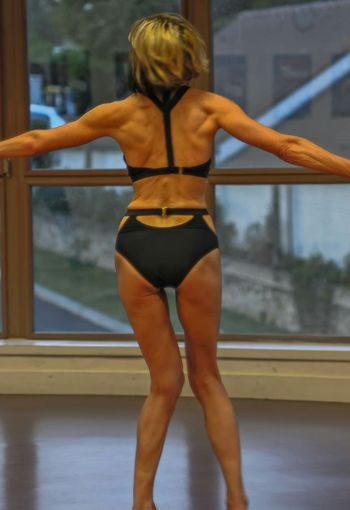 The Amazing Human Body Fitnessgirl Dance Models Body & Fitness Back Backmuscles Sculpting A Perfect Body Capturing Movement Body Curves