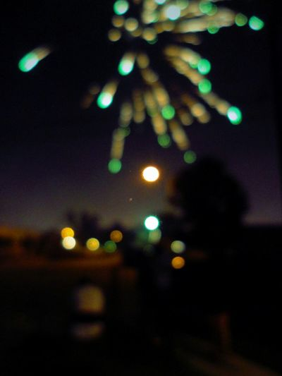 4th Of July Fireworks Photography East La