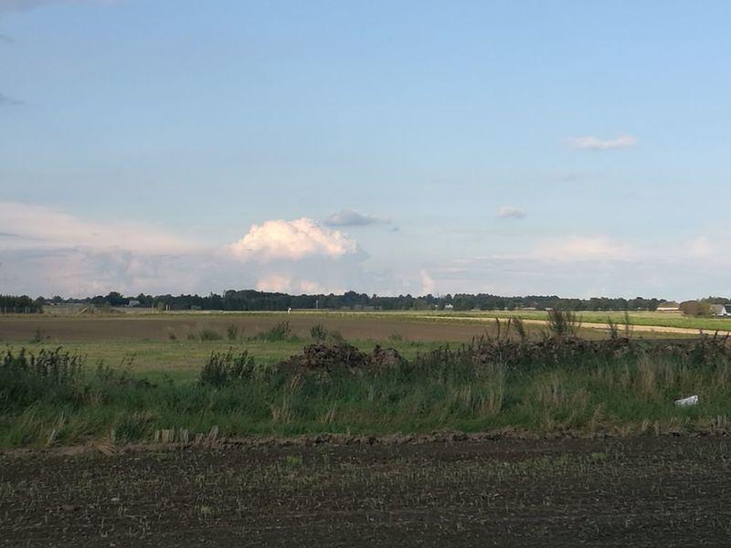 Nuke ? Thunderstorm Cloud - Sky