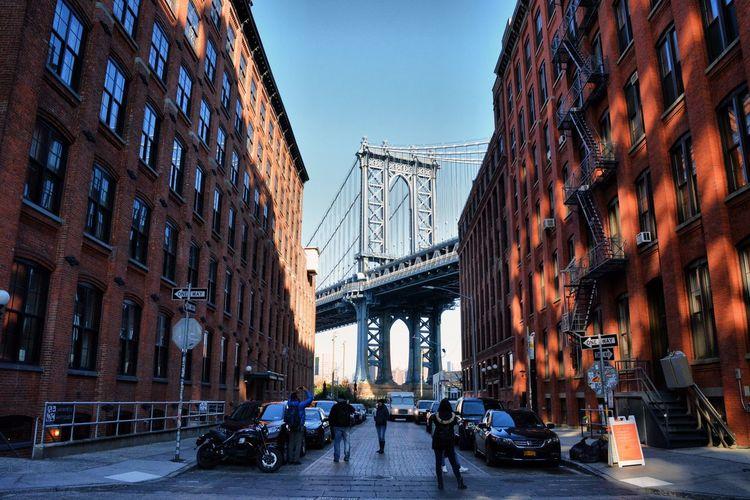 Newyork Travel Photography Scenics Nikon OpenEdit Amazing View New York City USA Travel Destinations New York City Cityscape Bridge - Man Made Structure Architecture