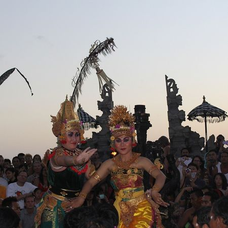 Smile from Balinese dancer Kecak Uluwatu Dance Instadance instadancer instagood bali indonesia indonesiaparadise letstravelindonesia travelingindonesia exploreindonesia travel holiday streetphotography shotbybimo