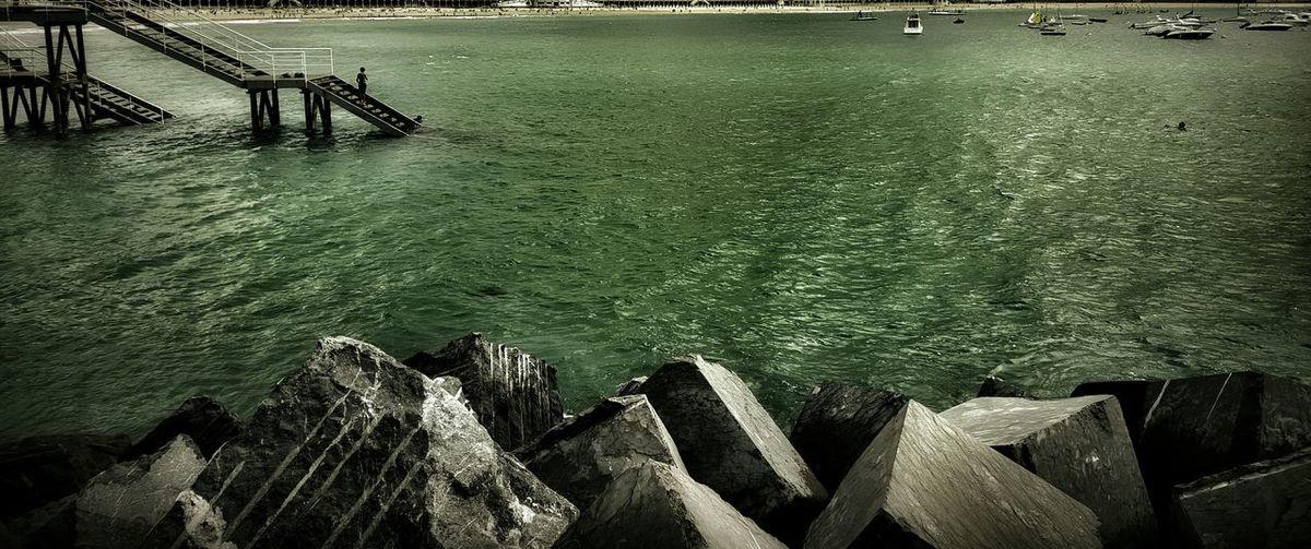 La Concha Beach ... Donosti